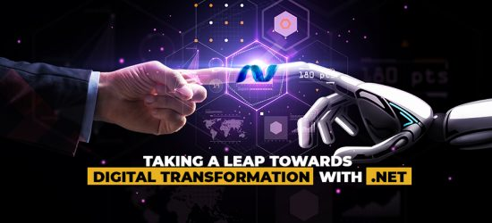 Digital Transformation with .NET