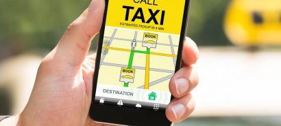 Mobile Application for Taxi Booking