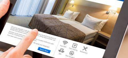 Smart Hotel Booking Platform