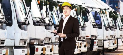 Mobile Application for Optimized Fleet Management