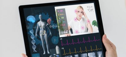 IoT-Based Health Telemonitoring Application